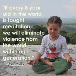 Rev. Janice Chrysler. Mindful Journey. Meditation for Children