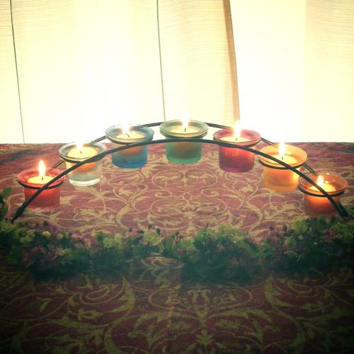 Rev. Janice Chrysler. Mindful Journey. Deepening your meditation - Triggers