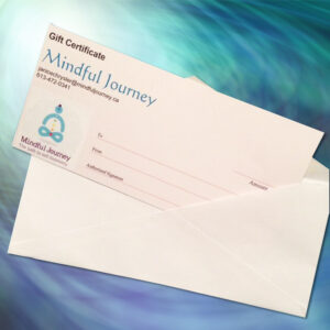 Mindful Journey - Gift Certificate