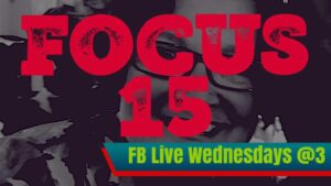 Focus 15 live on facebook