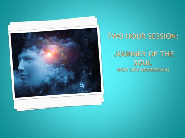 Private journey of the soul session