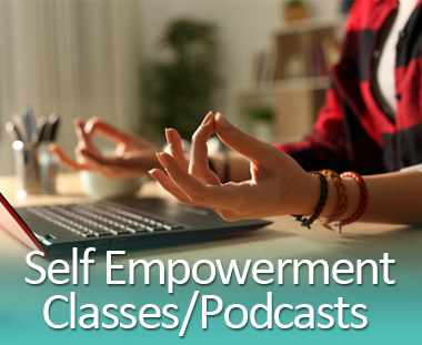 Rev. Janice Chrysler ~ Self Empowerment Classes and Podcasts