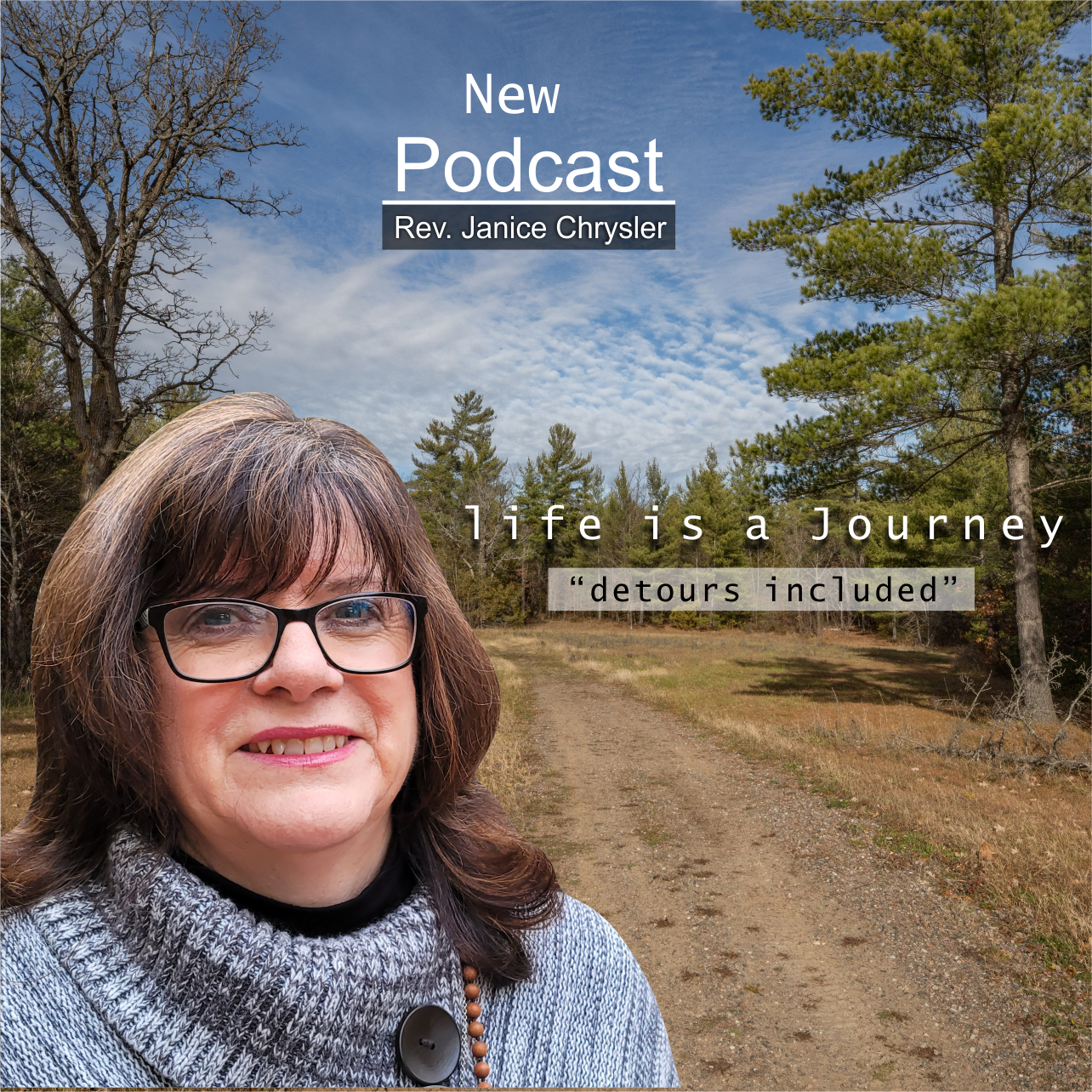 Rev. Janice's introduction to her new podcast